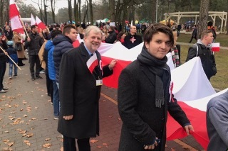 Marking 100 Years of Polish Independence